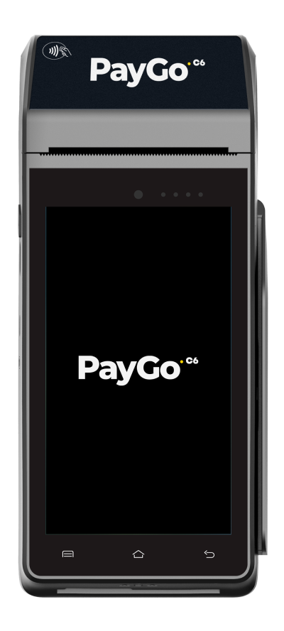 Máquina de Cartão PinPad PayGo